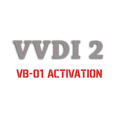 VVDI2 BMW OBD Software (VB-01)