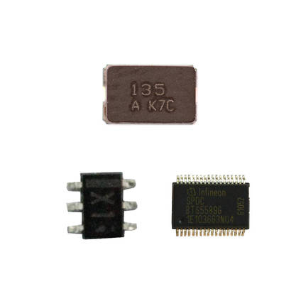 Component - EEprom - Crystal
