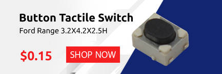 Button Tactile Switch Ford Range 3.2X4.2X2.5H