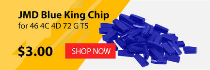 Handy Baby JMD Blue King Chip for 46 4C 4D 72 G T5