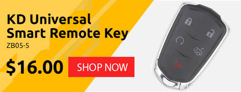 KD Universal Smart Remote Key ZB05-5