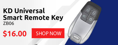 KD Universal Smart Remote Key ZB06