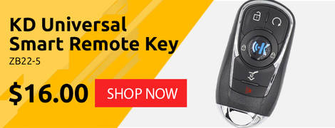 KD Universal Smart Remote Key ZB22-5