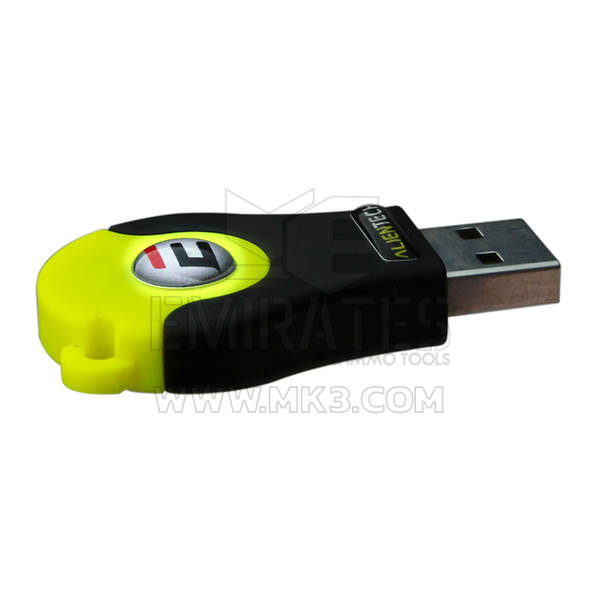 ALIENTECH ECM TITANIUM Flash USB Dongle Mapping Tuning Software to Interrupt and Modify Control Unit Files and Engine Maps ( READ THE NOTE BELOW )