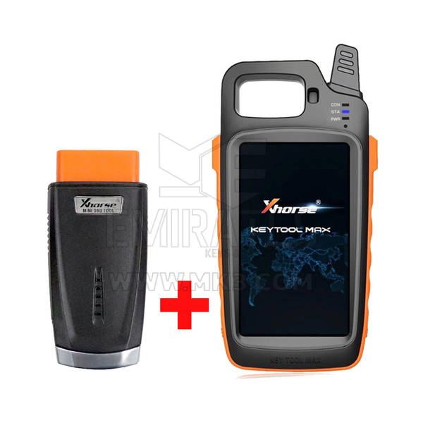 Xhorse VVDI Key Tool Max Programming Device & Mini OBD Tool Bluetooth FREE EXPRESS SHIPPING