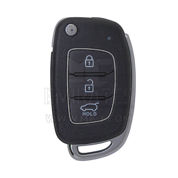 Hyundai I10 Genuine Flip Remote Key 2016 Without Chip 3 Buttons