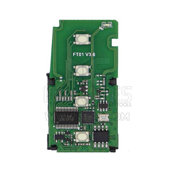Lonsdor Smart Key PCB 0020C For Toyota Camry Corolla 2014 GCC 433/434MHz