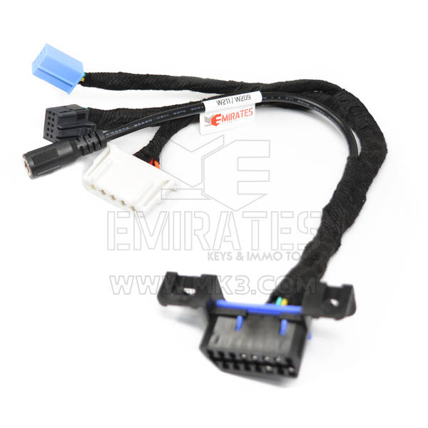 Mercedes W211-W209  EIS ESL Testing Cables Reading Password Works With Abrites & VVDI MB Tool High Quality