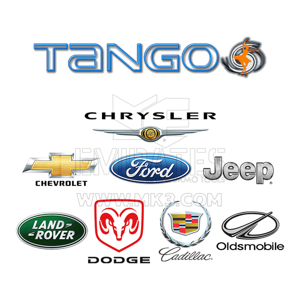 Tango American Cars Software Package