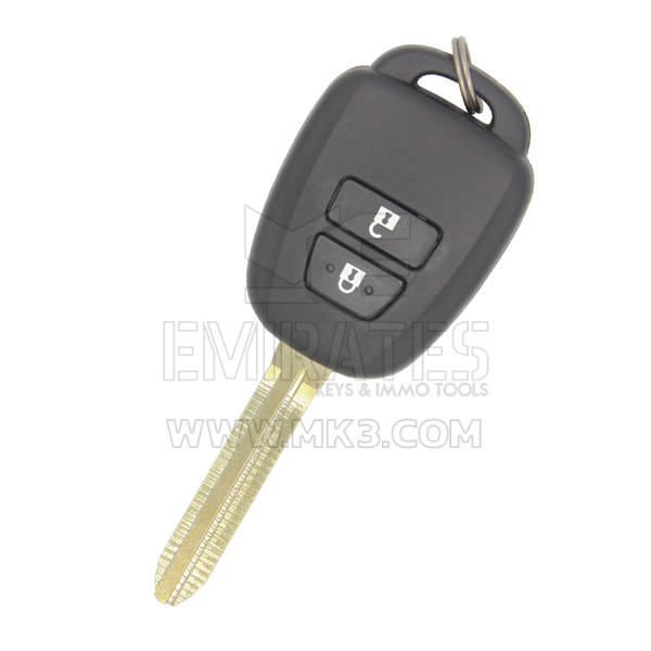 Toyota Hiace Genuine Remote 2 Buttons 433MHz Without Chip