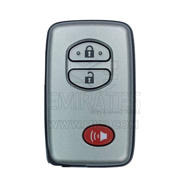 toyota land cruiser genuine smart key 2008 3 buttons 433mhz 89904-60220 |  mk1063 | emirates keys  emirates keys
