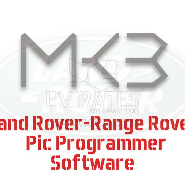 MK3 Land Rover-Range Rover Pic Programmer | MK9757
