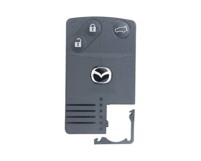 mazda cx9 genuine smart key card proximity remote 3 button 433mhz tdy6 67 5rya mk1668. Black Bedroom Furniture Sets. Home Design Ideas